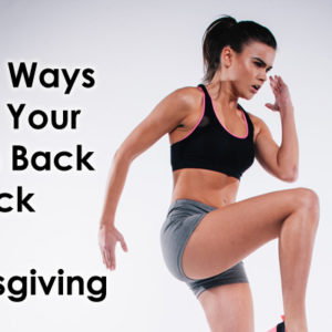 Get your health back on track after the holidays.