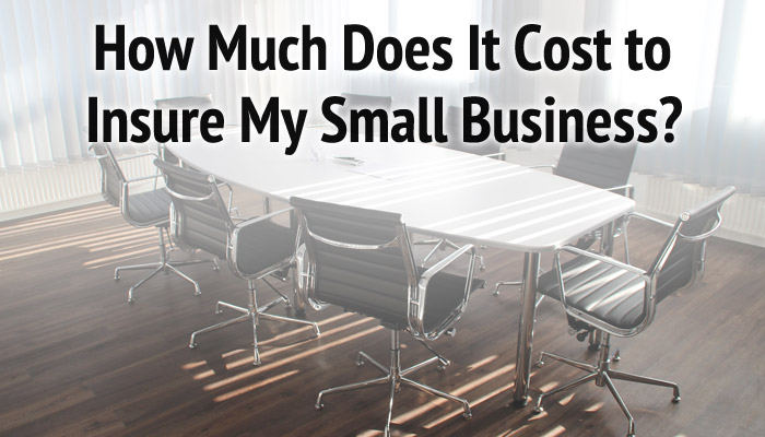 What's the cost to insure my small business?