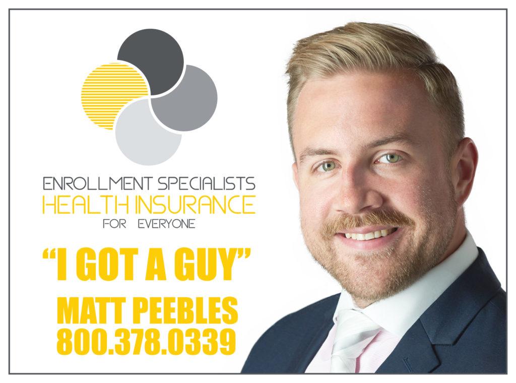 Matt Peebles headshot