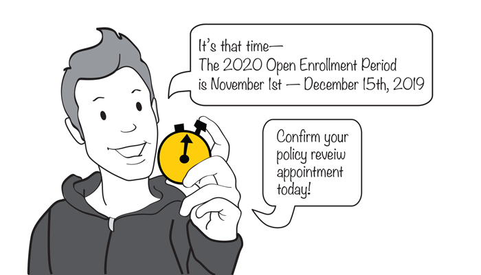 Health Insurance Consultant Matt Peebles Explains Open Enrollment